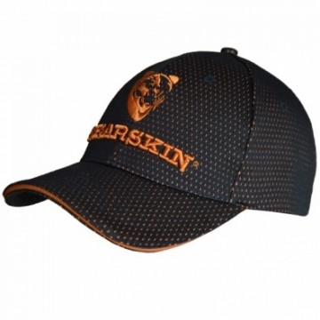 Bearskin Cap New Black