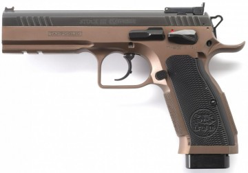 Tanfoglio Stock III Xtreme 9mm