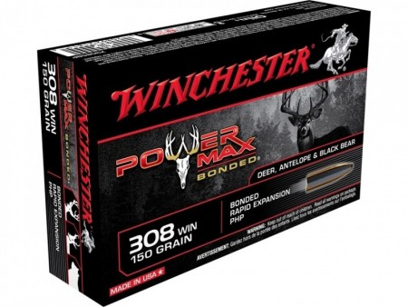 Winchester Power Max .308 - 150 gr