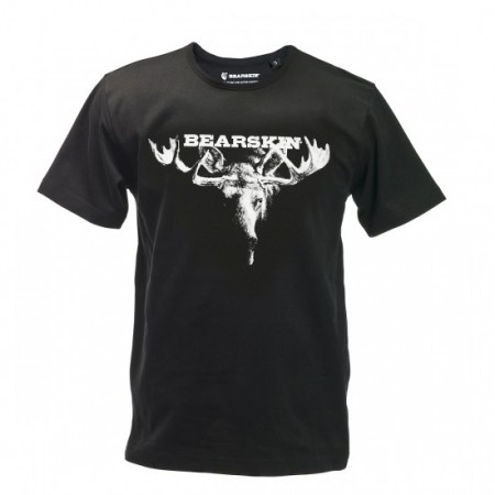 T-Shirt Angry Moose M